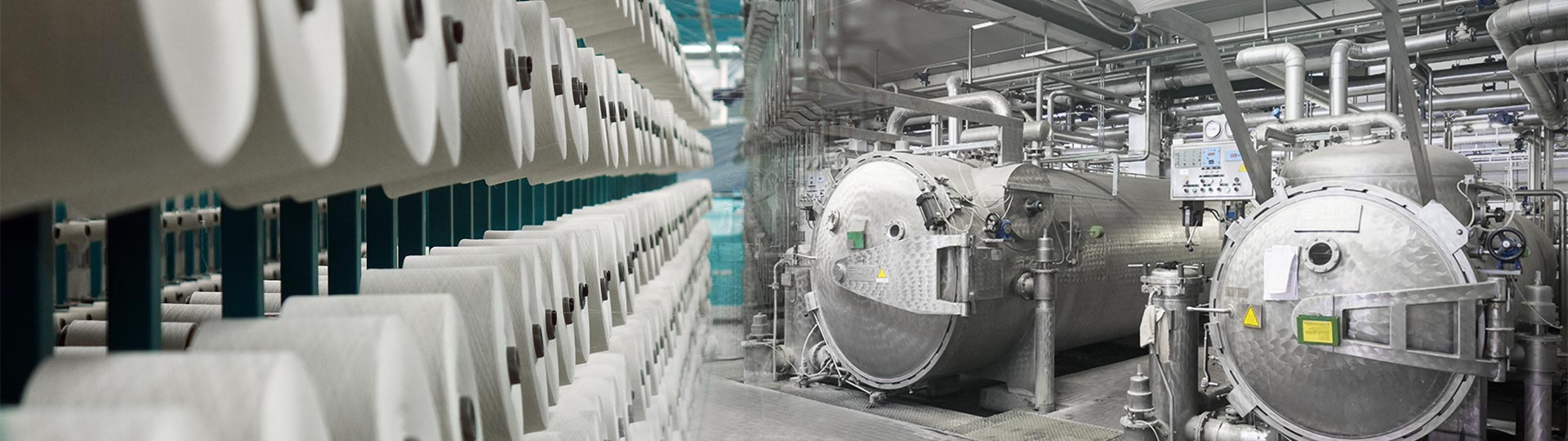 Chemical And Engineering News >> Textile industry | Schubert & Salzer Control Systems